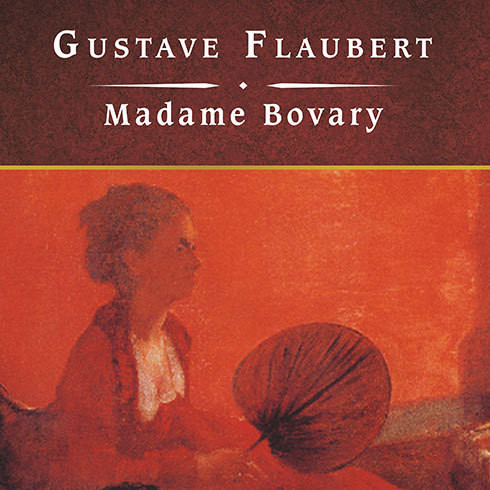 Printable Madame Bovary Audiobook Cover Art