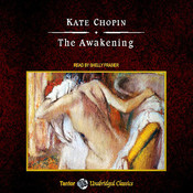 The Awakening Audiobook, by Kate Chopin, Shelly Frasier