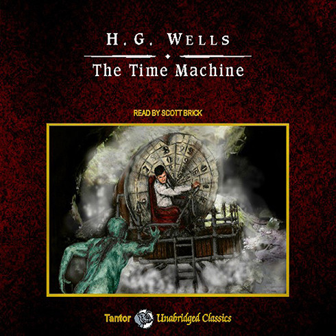 a book report on the time machine a novel by h g wells One of the earliest and most infamous authors of dystopian fiction is hg wells his novel, the time machine (1895) is a perfect example of a dystopia in it, a man creates a time machine and goes into the future.