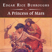 A Princess of Mars, by Edgar Rice Burrough