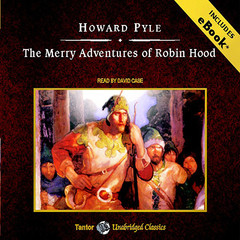 The Merry Adventures of Robin Hood Audiobook, by Howard Pyle