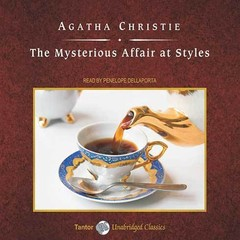 The Mysterious Affair at Styles Audiobook, by Agatha Christie