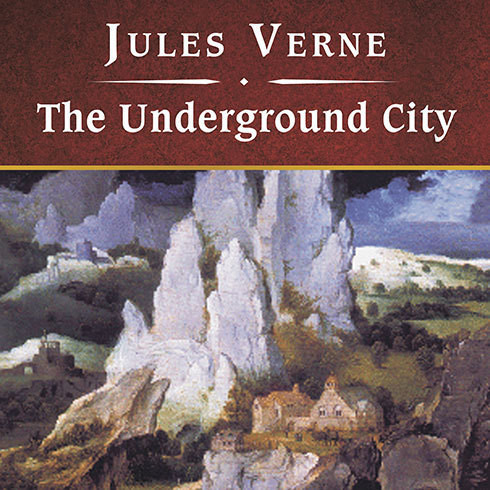 Printable The Underground City Audiobook Cover Art