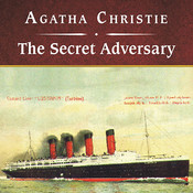 The Secret Adversary Audiobook, by Agatha Christie, Penelope Dellaporta