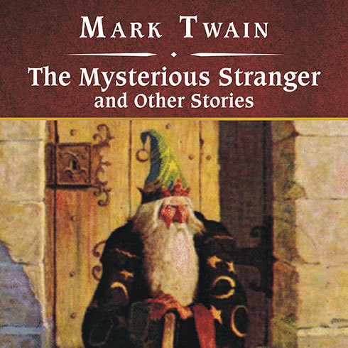 Printable The Mysterious Stranger and Other Stories Audiobook Cover Art