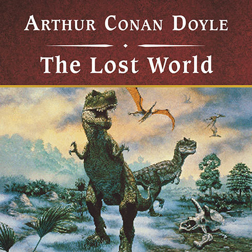 the lost world audiobook by arthur conan doyle