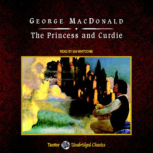 Printable The Princess and Curdie Audiobook Cover Art