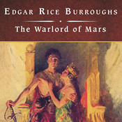 The Warlord of Mars Audiobook, by Edgar Rice Burroughs, John Bolen