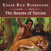 The Beasts of Tarzan Audiobook, by Edgar Rice Burroughs, Shelly Frasier