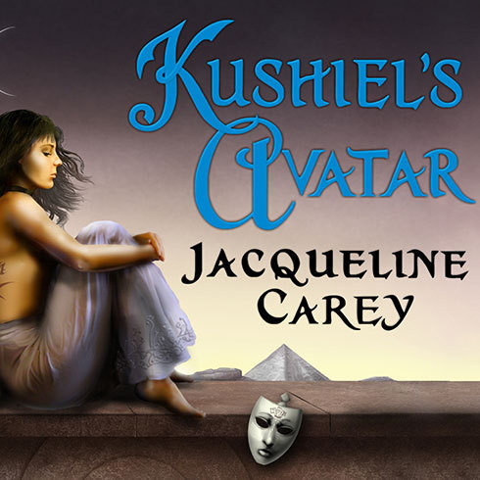 Printable Kushiel's Avatar Audiobook Cover Art
