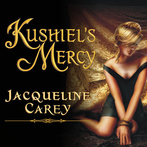 Printable Kushiel's Mercy Audiobook Cover Art
