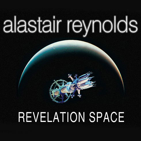 Printable Revelation Space Audiobook Cover Art