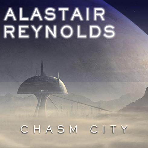 Printable Chasm City Audiobook Cover Art