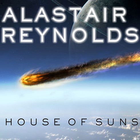 Printable House of Suns Audiobook Cover Art