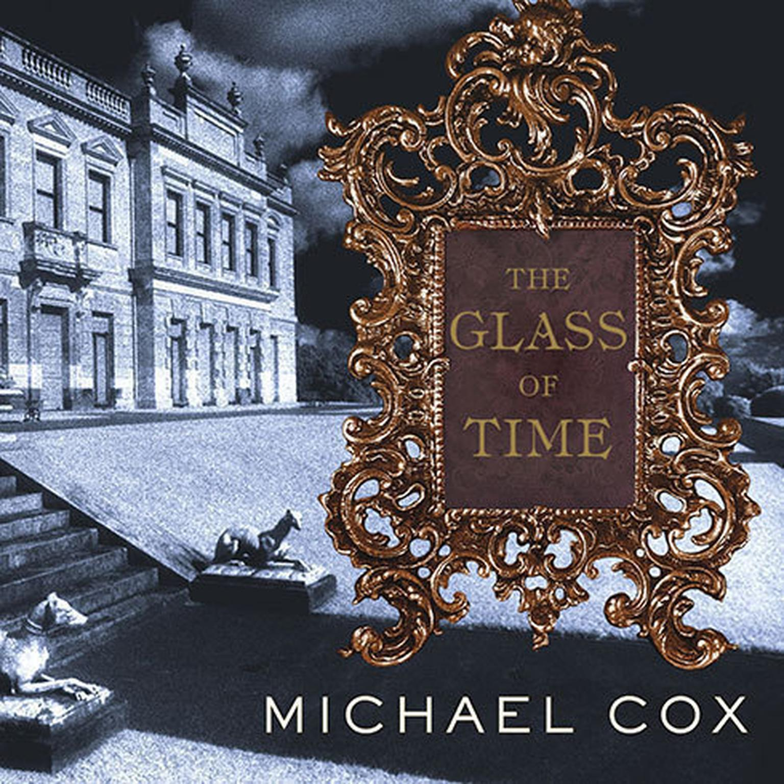 Printable The Glass of Time: A Novel Audiobook Cover Art