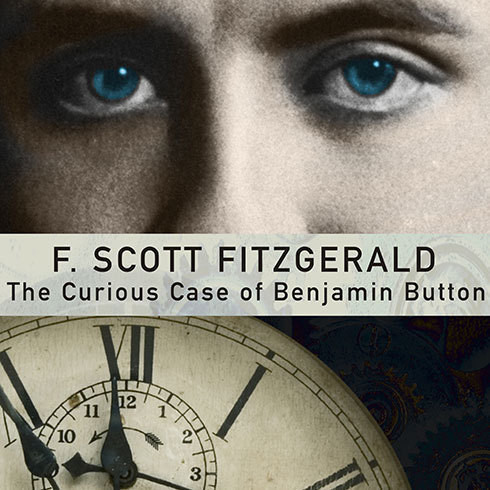 Printable The Curious Case of Benjamin Button, and Other Jazz Age Tales Audiobook Cover Art
