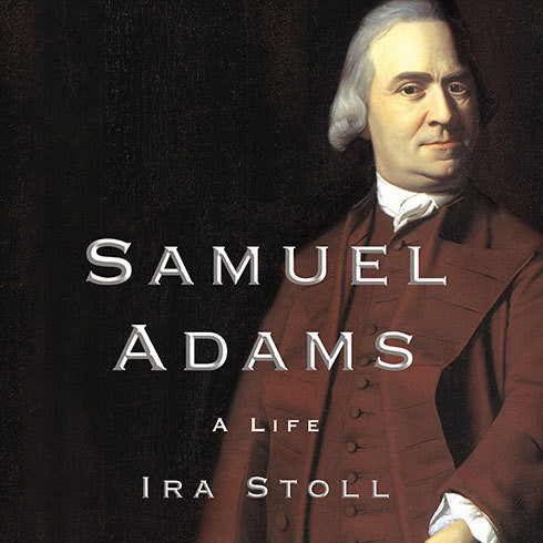 Printable Samuel Adams: A Life Audiobook Cover Art