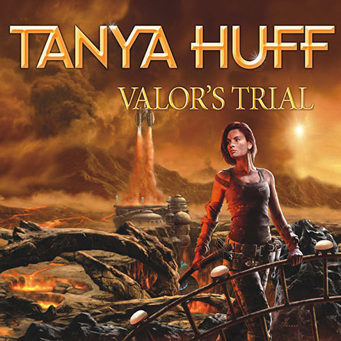 Printable Valor's Trial: A Confederation Novel Audiobook Cover Art