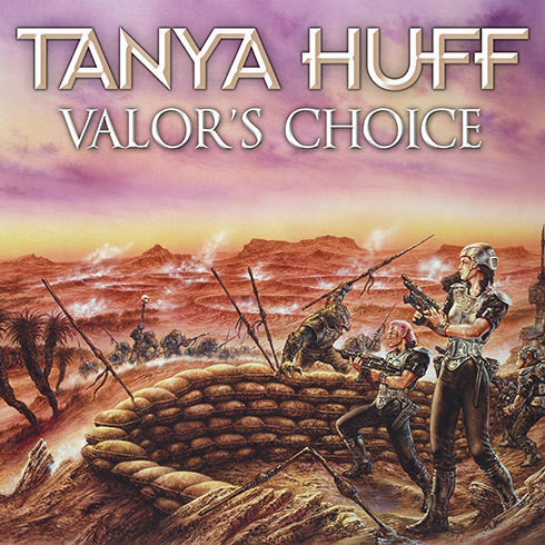 Printable Valor's Choice Audiobook Cover Art