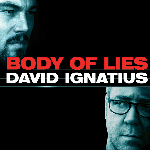 Printable Body of Lies: A Novel Audiobook Cover Art