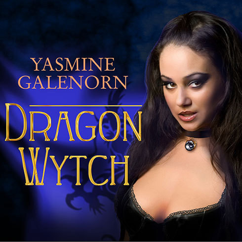 Printable Dragon Wytch Audiobook Cover Art
