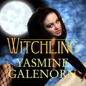 Witchling Audiobook, by Yasmine Galenorn