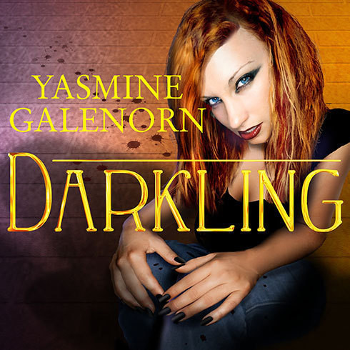 Printable Darkling Audiobook Cover Art