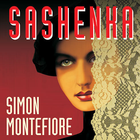Printable Sashenka: A Novel Audiobook Cover Art
