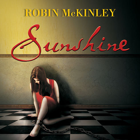 Printable Sunshine Audiobook Cover Art