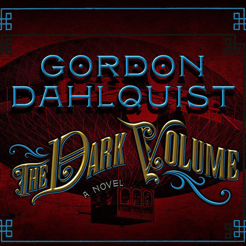 Printable The Dark Volume: A Novel Audiobook Cover Art