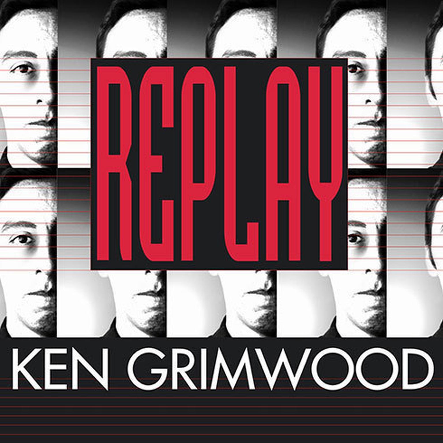 Printable Replay Audiobook Cover Art