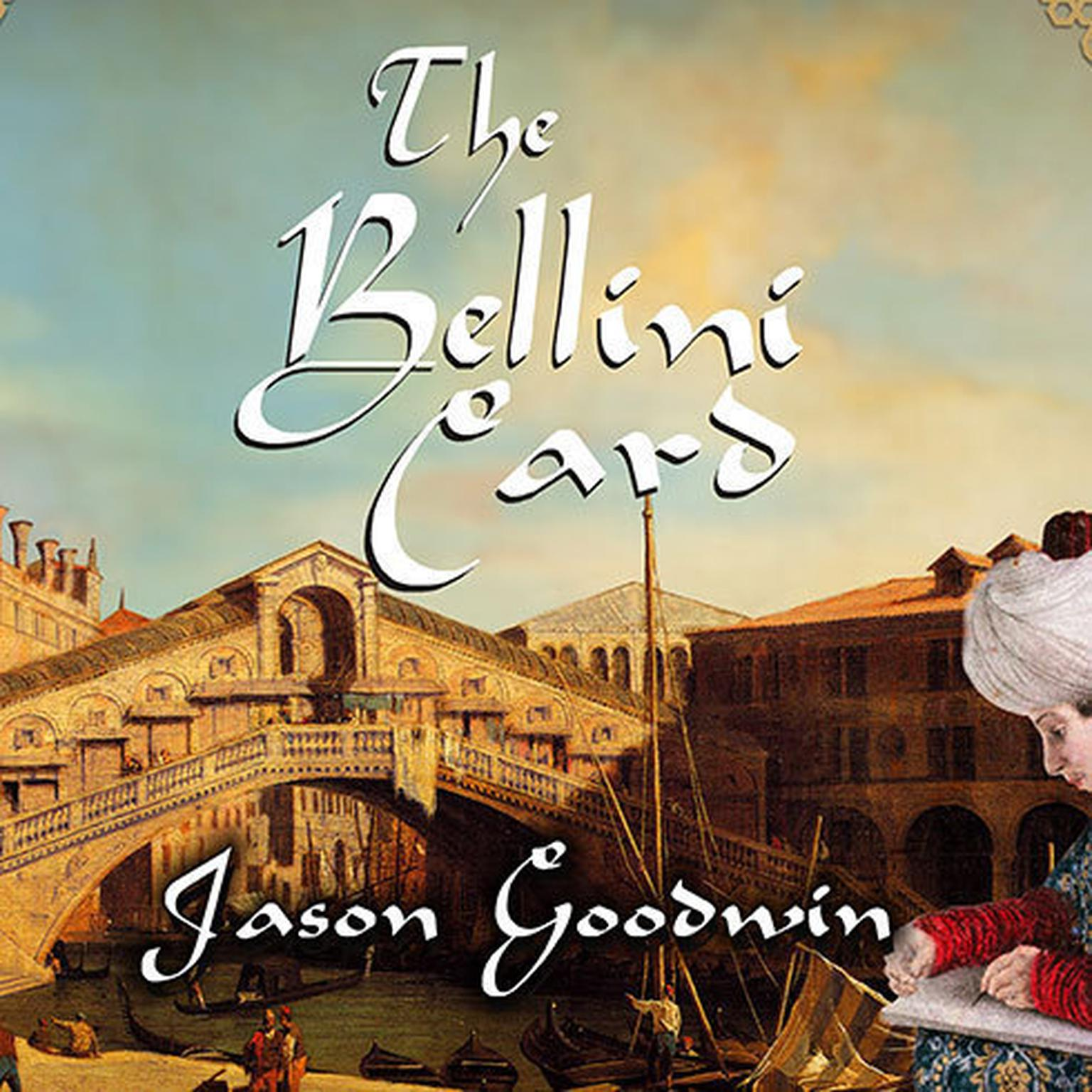 Printable The Bellini Card: A Novel Audiobook Cover Art