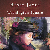 Washington Square Audiobook, by Henry James, Lorna Raver