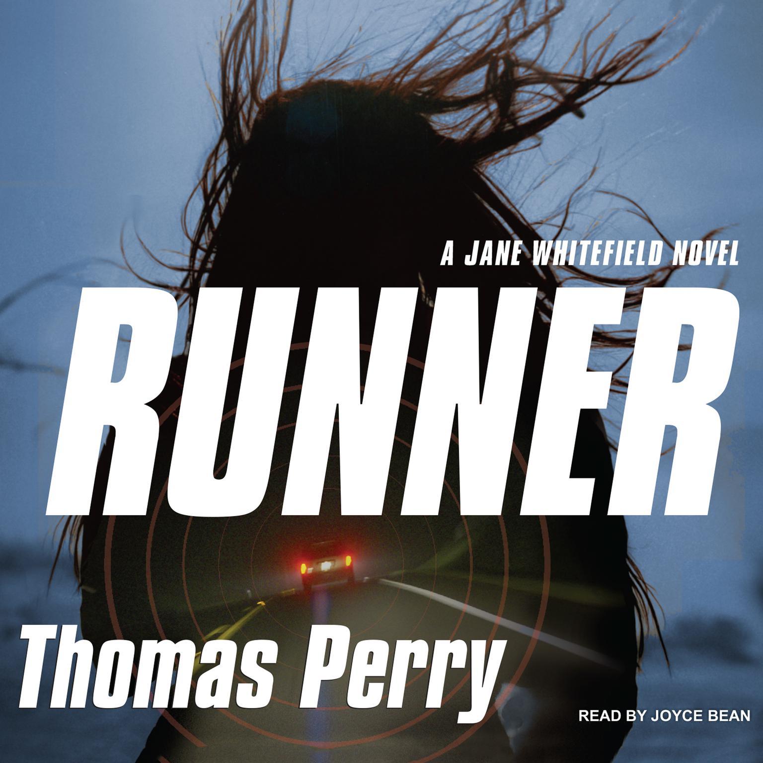 Printable Runner Audiobook Cover Art
