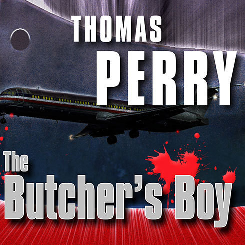 Printable The Butcher's Boy Audiobook Cover Art