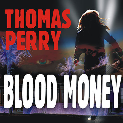 Printable Blood Money Audiobook Cover Art