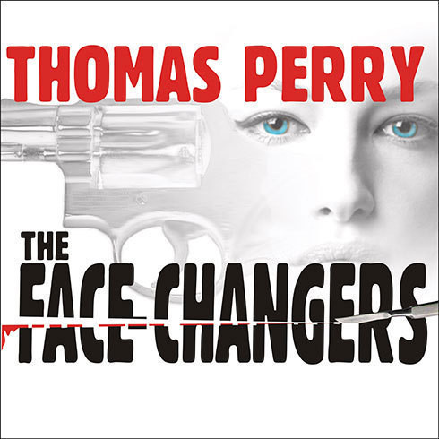 Printable The Face-Changers Audiobook Cover Art