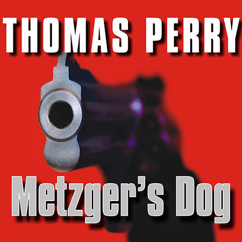 Printable Metzger's Dog: A Novel Audiobook Cover Art