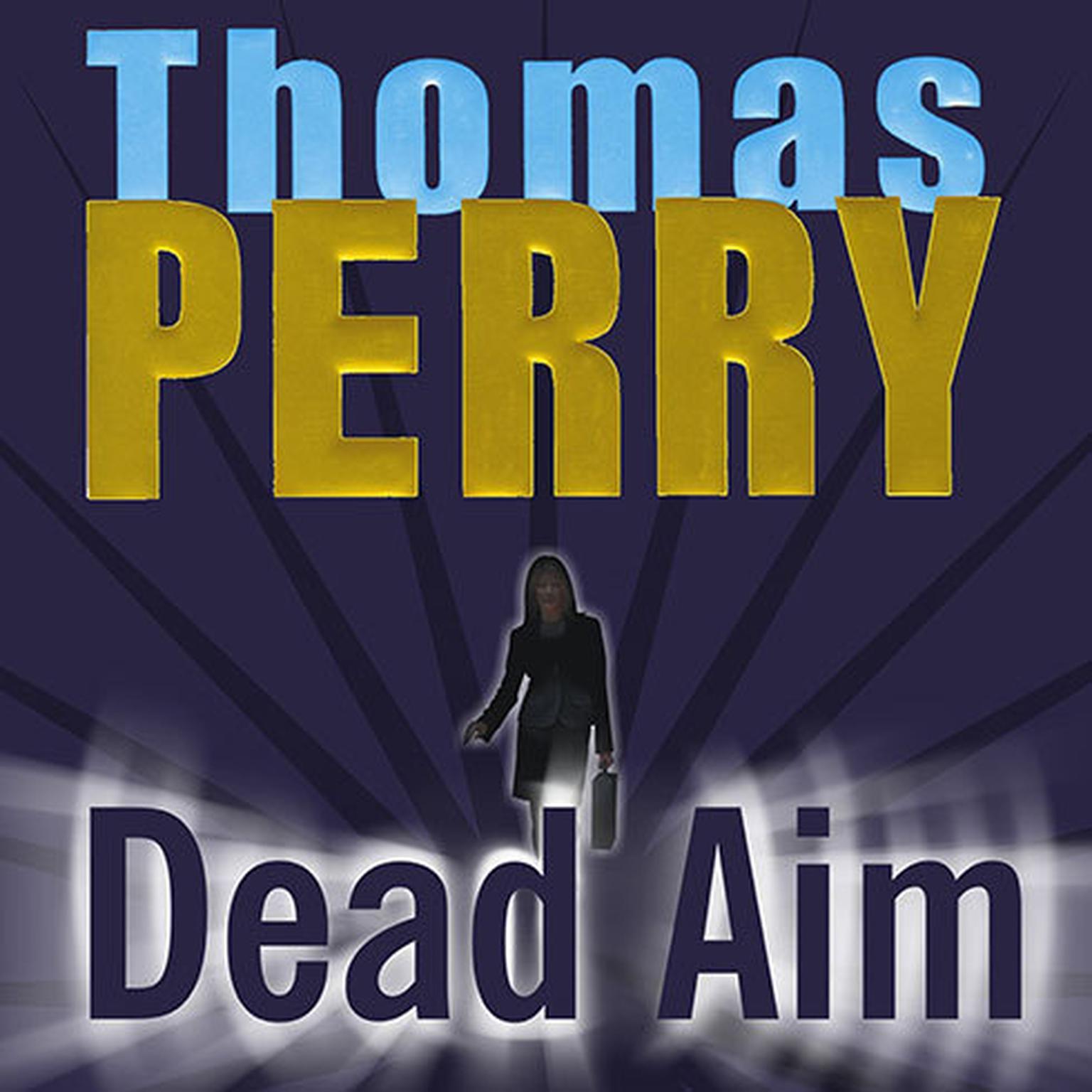 Printable Dead Aim Audiobook Cover Art