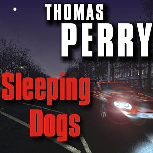 Printable Sleeping Dogs Audiobook Cover Art