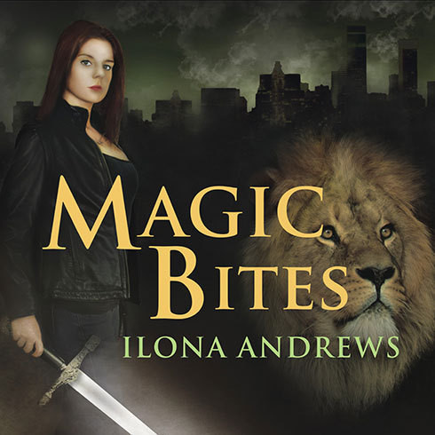 Printable Magic Bites Audiobook Cover Art