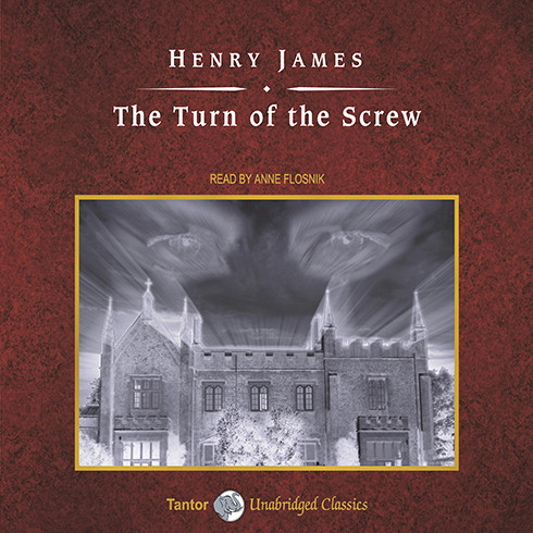 Printable The Turn of the Screw Audiobook Cover Art