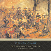 The Red Badge of Courage, by Stephen Crane