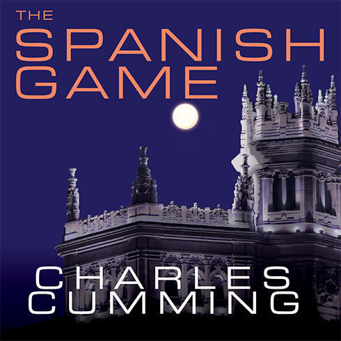 Printable The Spanish Game: A Novel Audiobook Cover Art