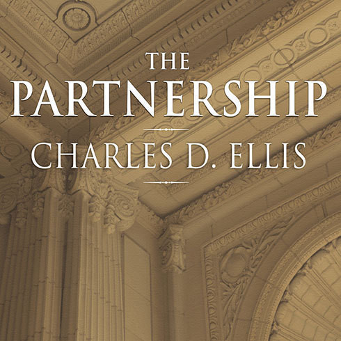 Printable The Partnership: The Making of Goldman Sachs Audiobook Cover Art
