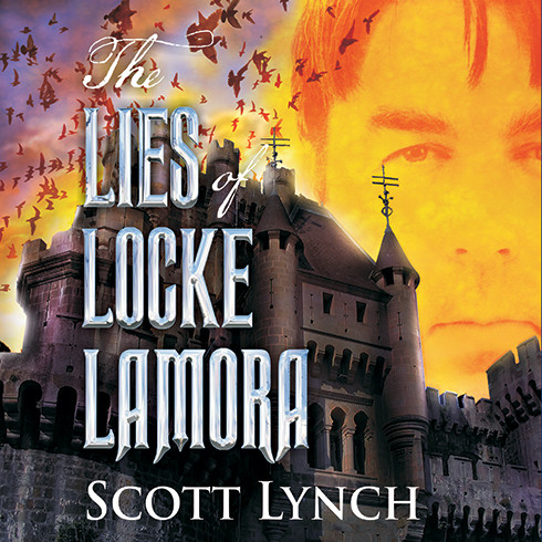 Printable The Lies of Locke Lamora Audiobook Cover Art
