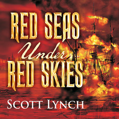 Red Seas under Red Skies Audiobook, by Scott Lynch