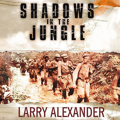 Printable Shadows in the Jungle: The Alamo Scouts Behind Japanese Lines in World War II Audiobook Cover Art