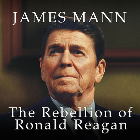 Printable The Rebellion of Ronald Reagan: A History of the End of the Cold War Audiobook Cover Art