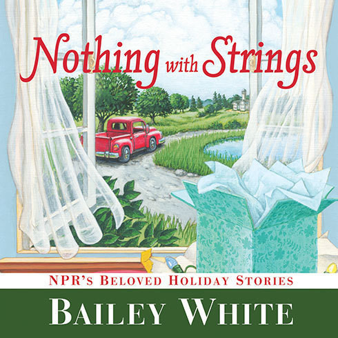 Printable Nothing with Strings: NPR's Beloved Holiday Stories Audiobook Cover Art